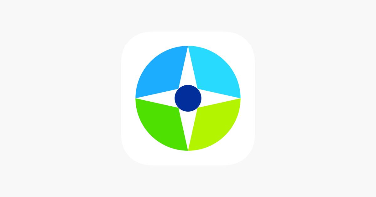Logo des Klimakompass